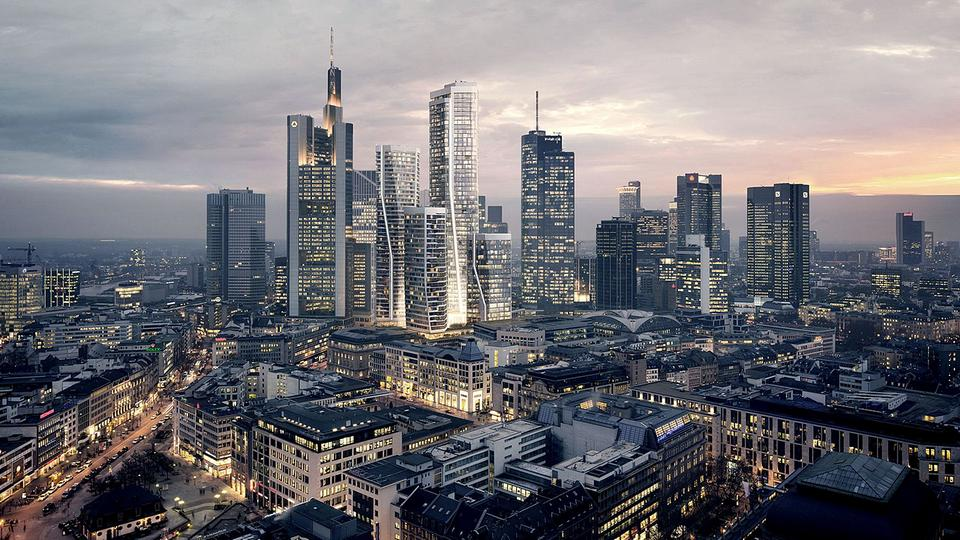 Rising family as a new model for the inner city of Frankfurt |  hessenschau.de