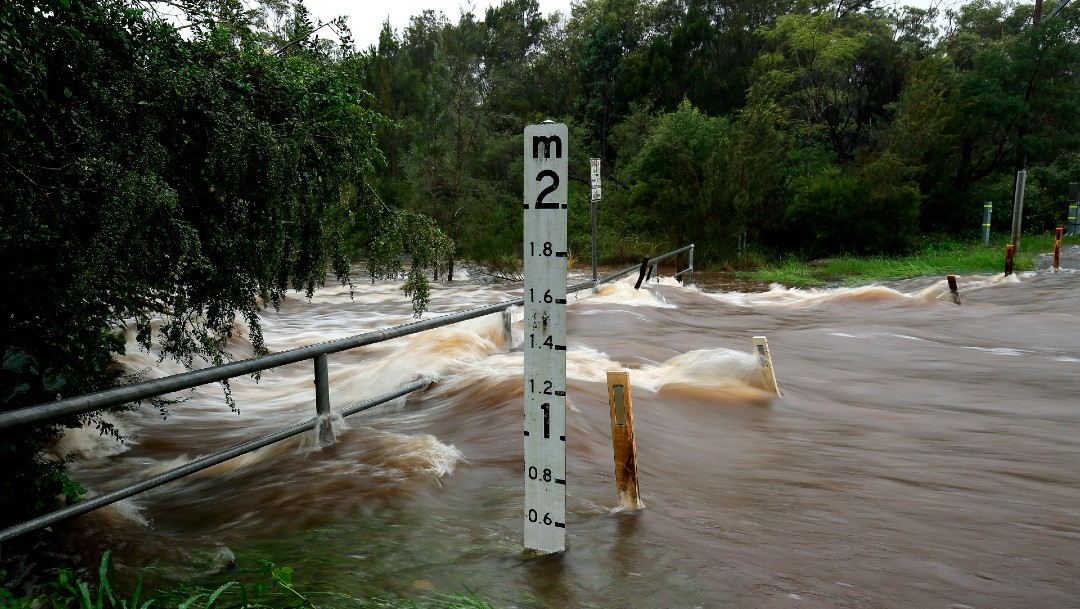 Thousands have been evacuated due to floods in eastern Australia