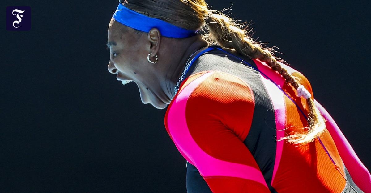 The best favorite Serena Williams in the quarter-finals