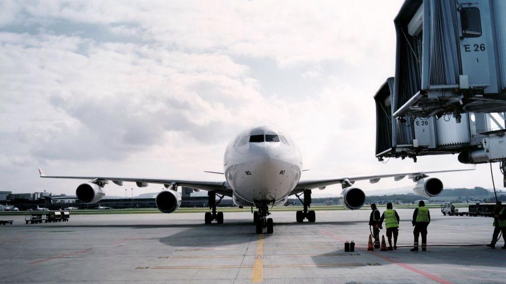 Swiss plane A340
