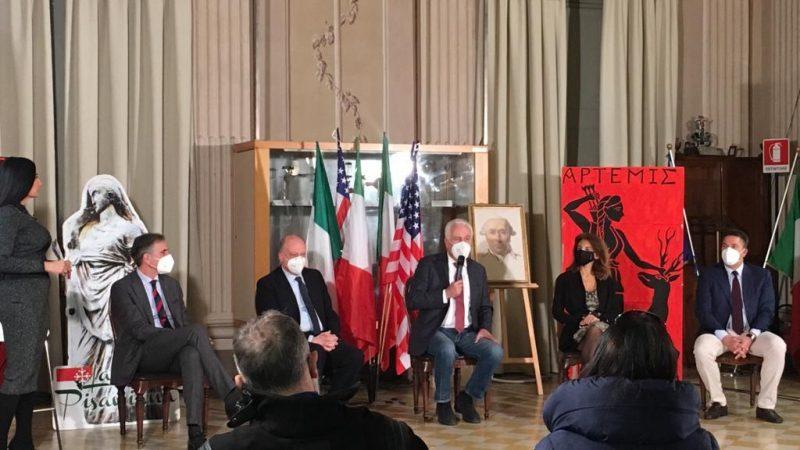 Filippo Mazzi is celebrated in Machiavelli; La Gazzetta di Luca