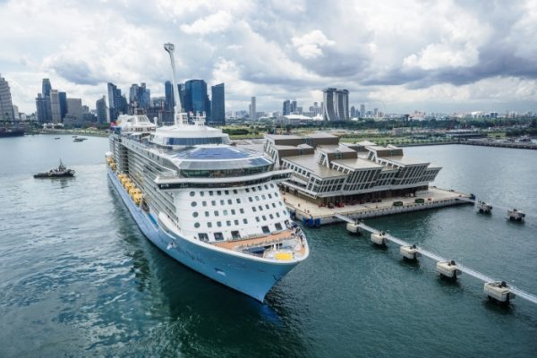 Royal Caribbean is targeting Australia with a series of quantum class cruises for 2022 and 2023