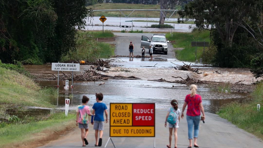 Australia continues to evacuate due to floods, a person dies – Noticieros Televisa