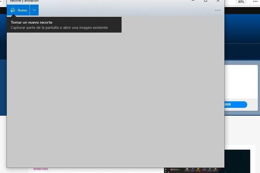 How to take a screenshot in Windows 10