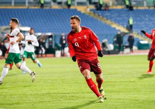 »Switzerland won a visit to Bulgaria without problems en route to Qatar