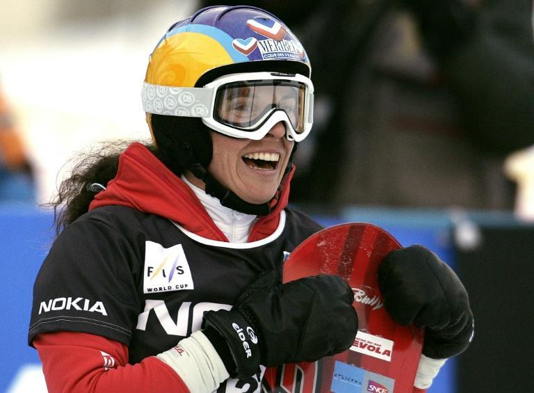 Snowboarder Julie Pumagalski dies in an avalanche in Switzerland
