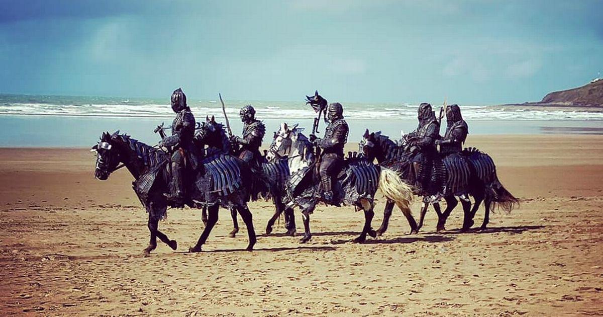 The Devon Beach movie crew unleashes rumors on Netflix