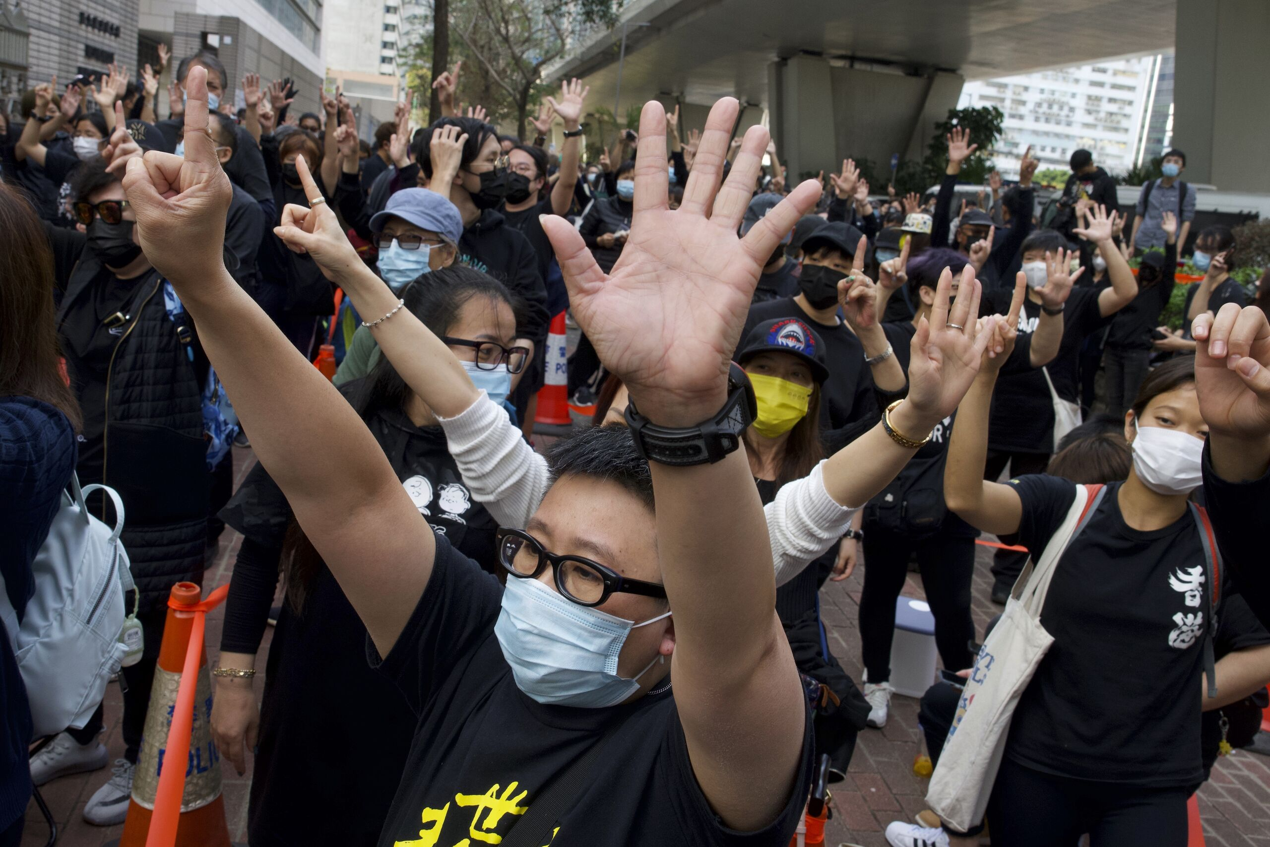 Beijing approved the new electoral system in Hong Kong