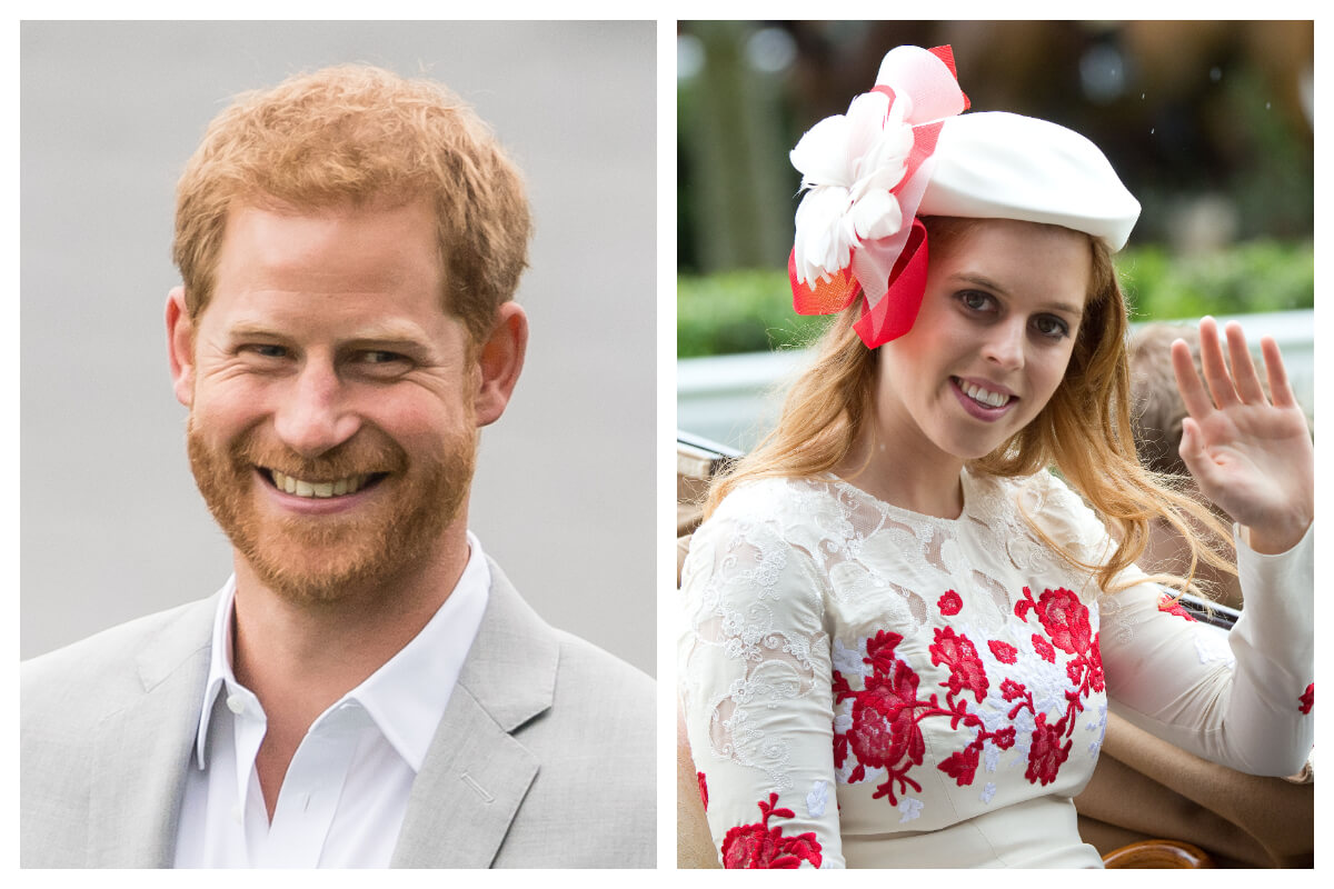 Here they are all the royals with full-time jobs