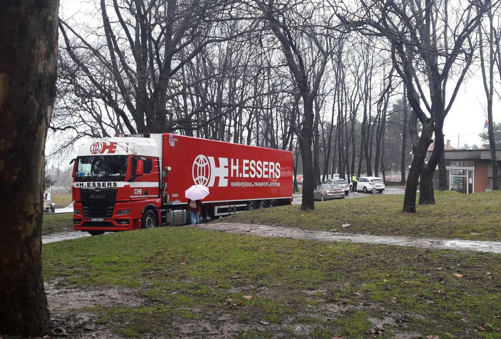 Another 16,380 doses were delivered to Torlak