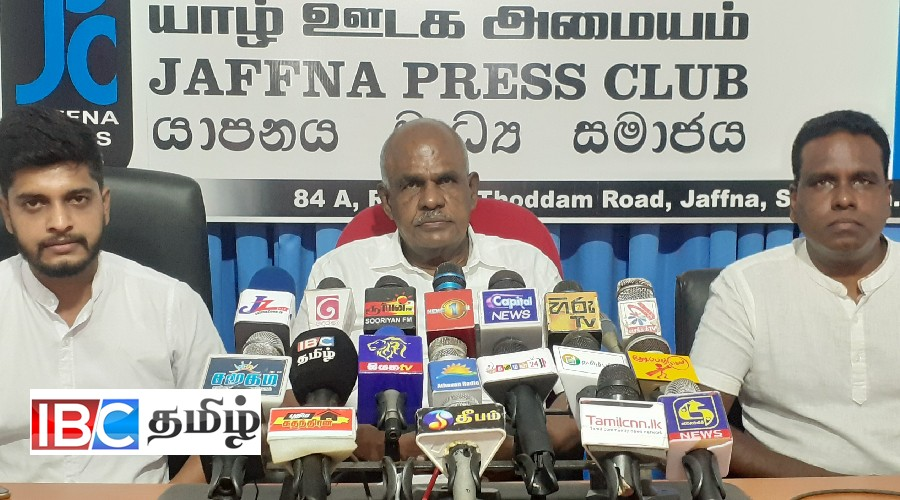Another new party appears in Jaffna!