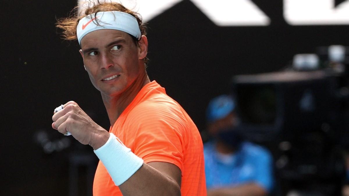 Australian Open: Nadal walks in on the sport