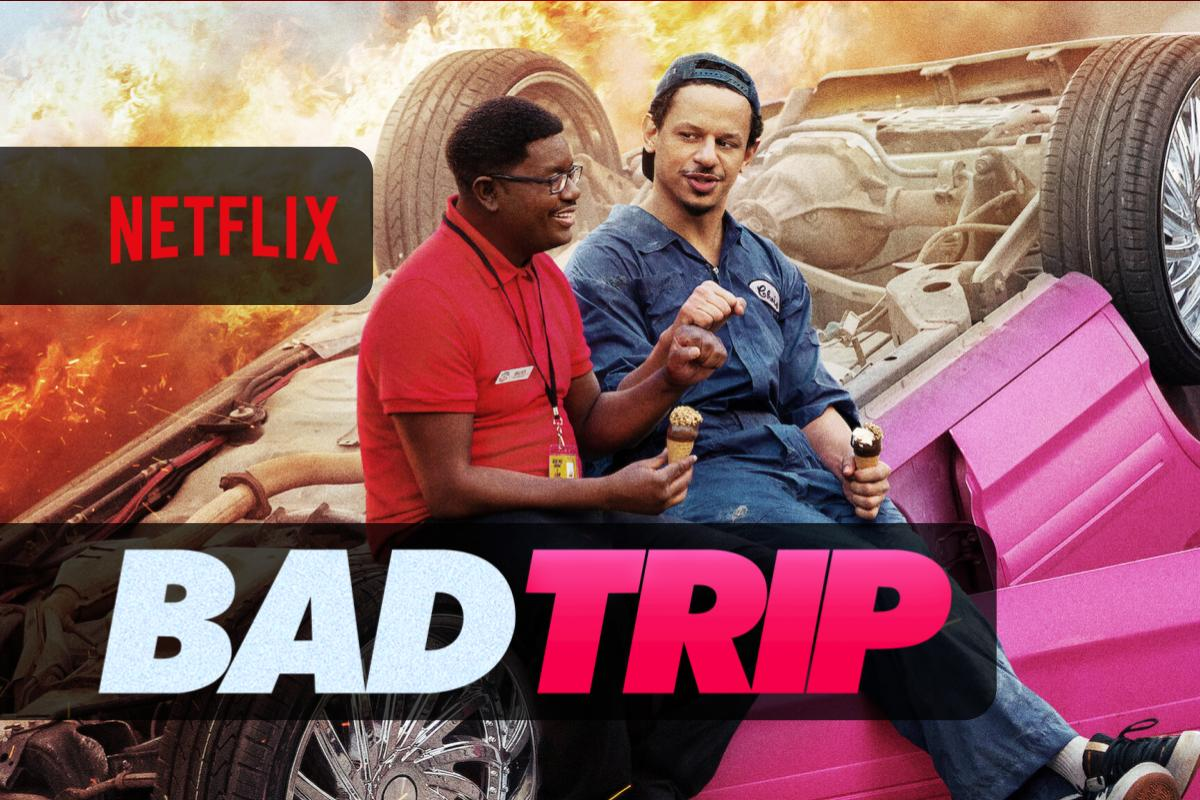 Bad Journey A new comedy arrives on Netflix