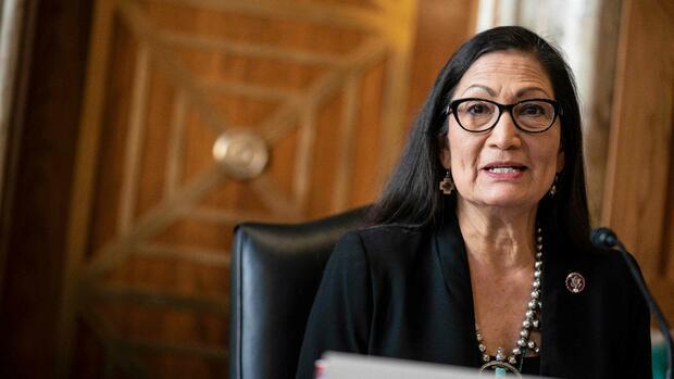 Deb Haaland becomes America's first Aboriginal woman
