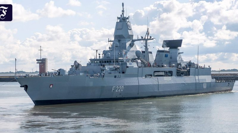 Germany sends frigates to the Indian and Pacific Oceans