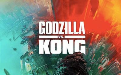 Godzilla VS.  Kong, a new poster is online