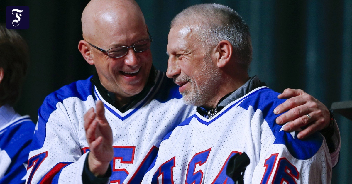 Ice hockey Olympic champion Mark Pavelich has died