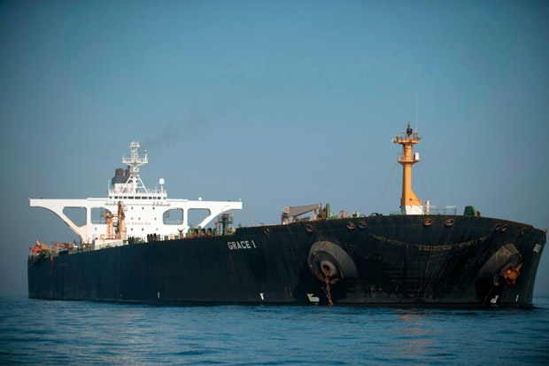 Israel attacks Iranian ships carrying oil to Syria