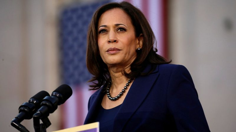 "Kamala Harris: The Biography of US Vice President - ""One of the Worst Days of My Life"""