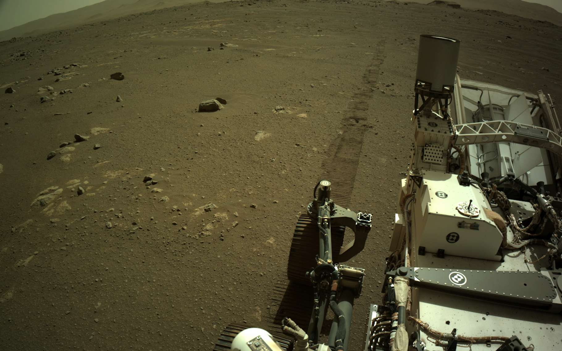 On Mars with persistence: 16 minutes of recorded Rovers