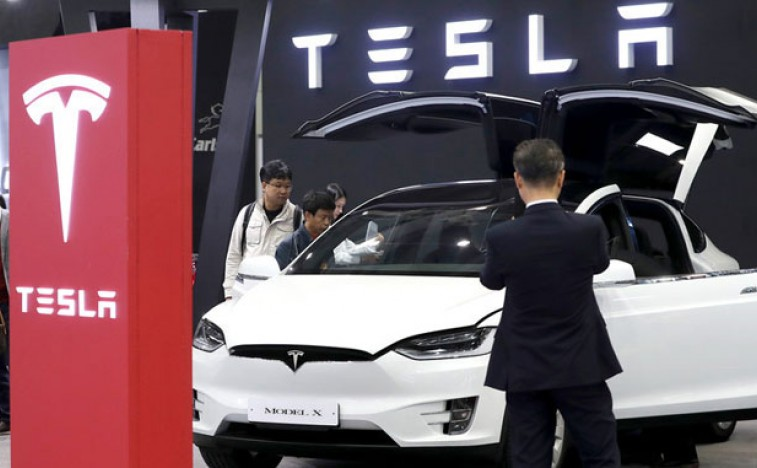Politics Online – Tesla cars are banned in military facilities in China