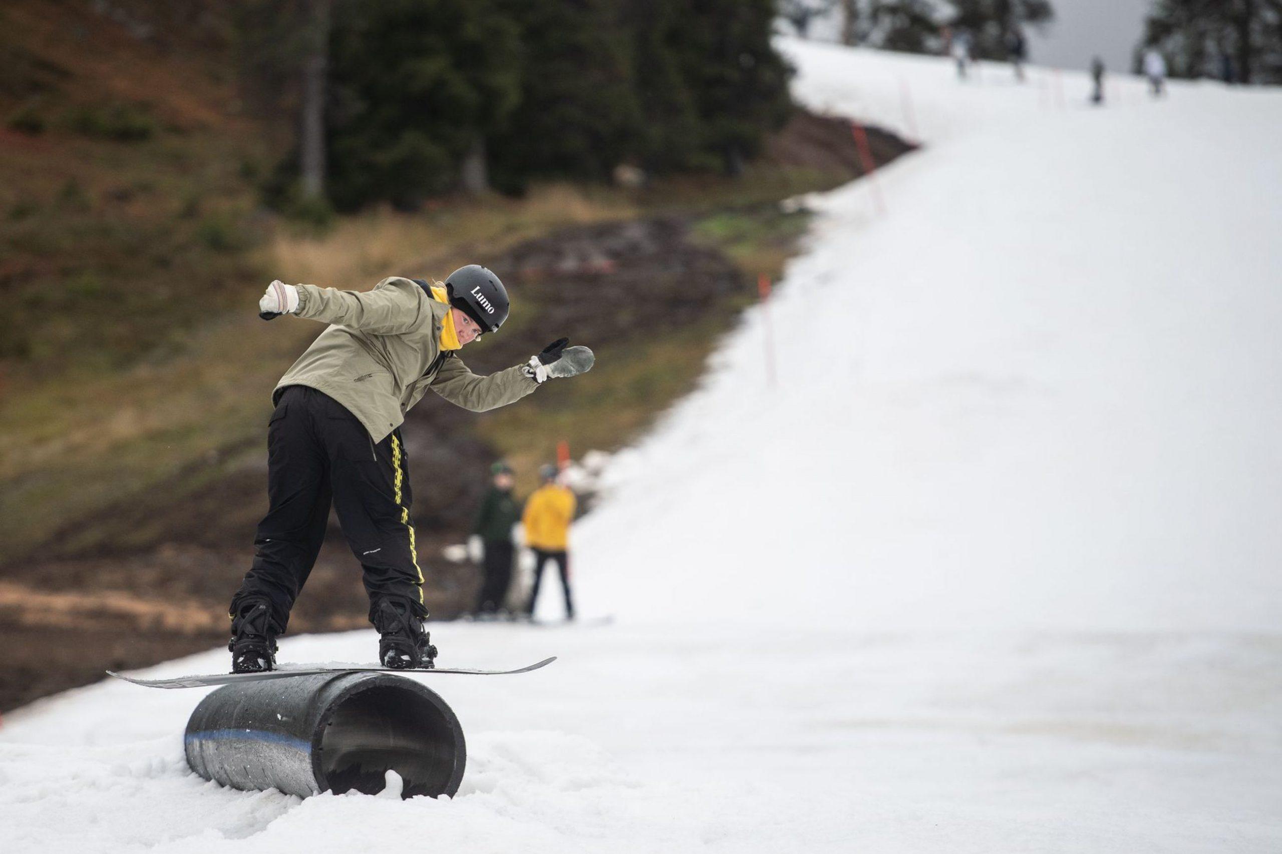 Roca and Levi open ski season in Finland – News