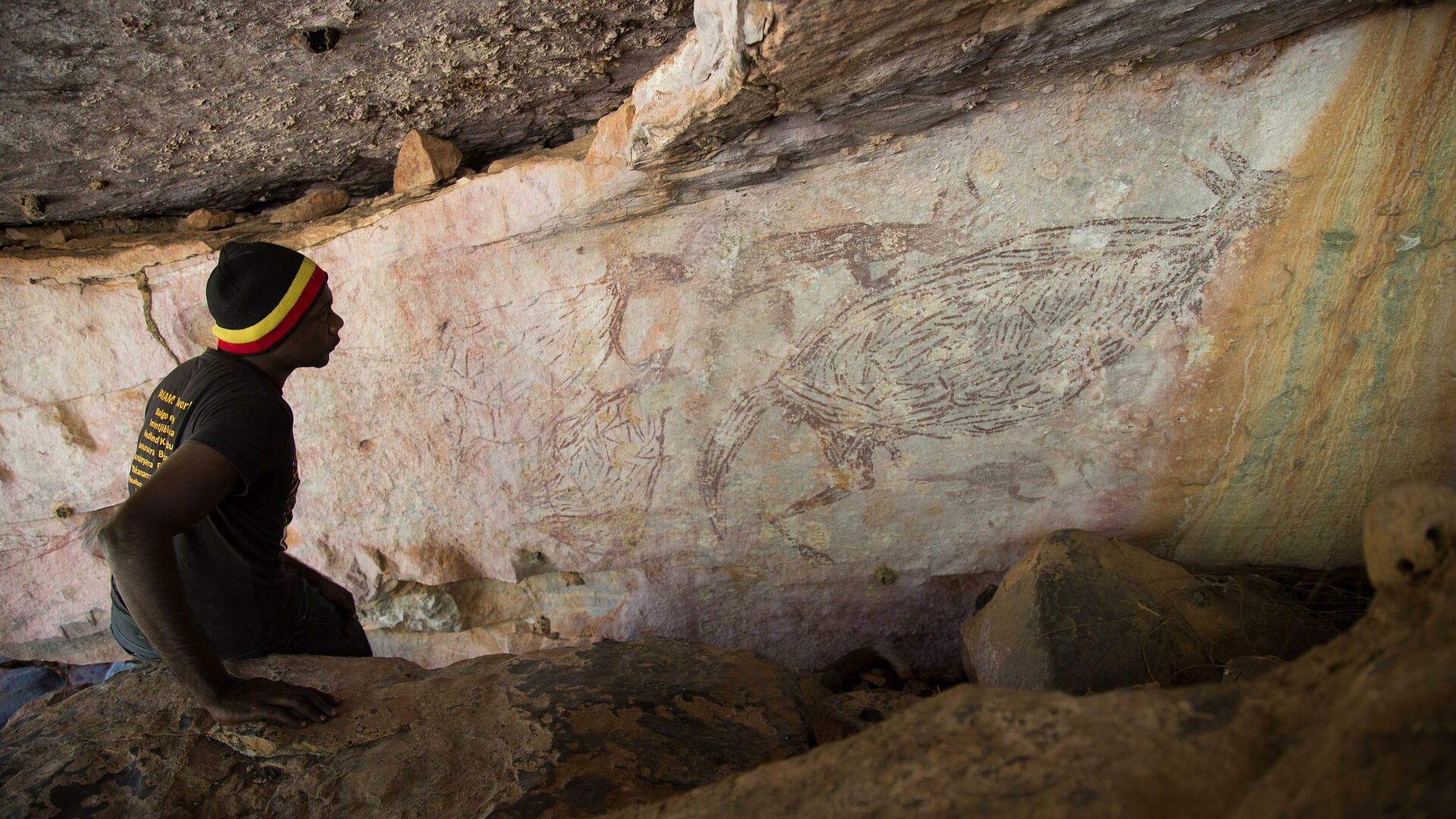 Rock Art: Australia's Oldest Kangaroo – Spectrum of Science