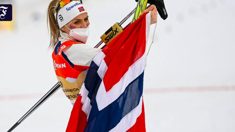 Scandinavian World Figure Skating Championships: Norwegians win the cross country relay