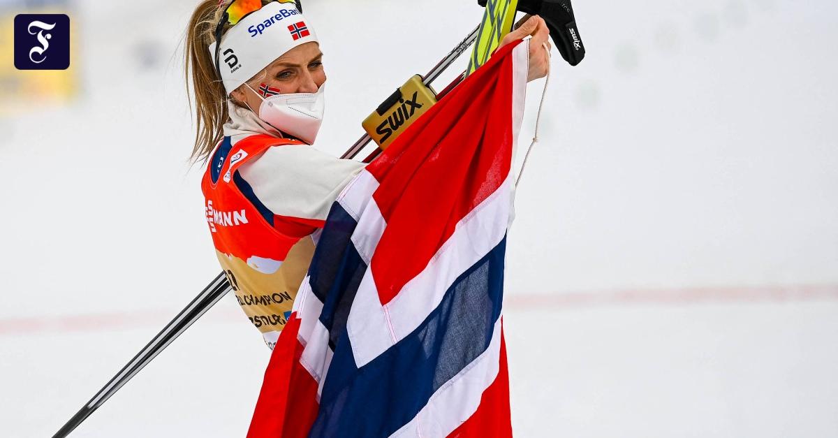 Scandinavian World Figure Skating Championships: Norwegians win the cross country relay