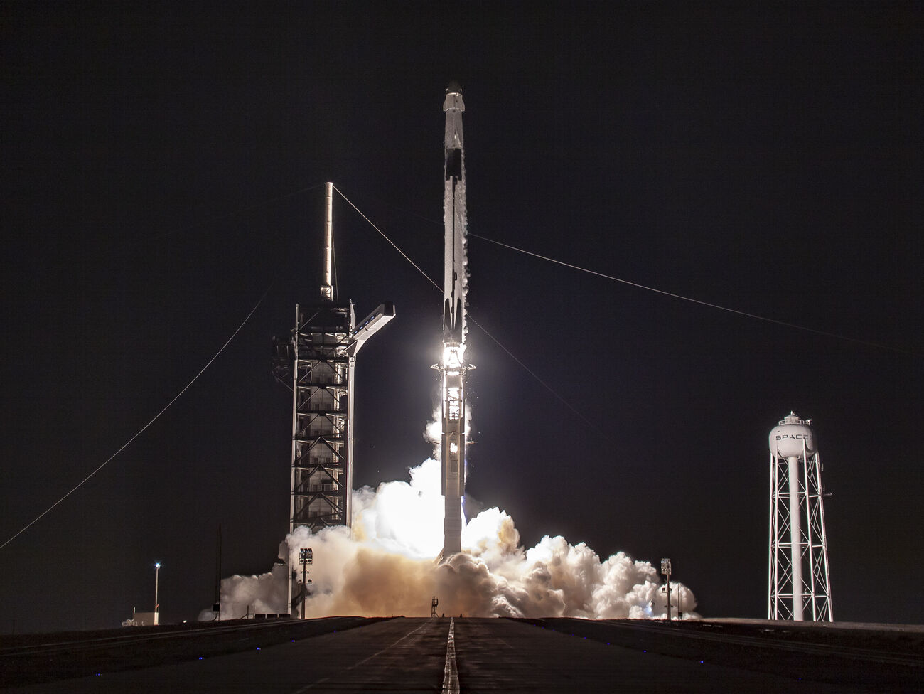 SpaceX launched another 60 Starlink / GORDON satellites into orbit