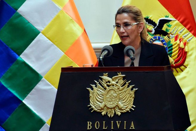 The Bolivian judiciary orders the arrest of former president Janine Anez