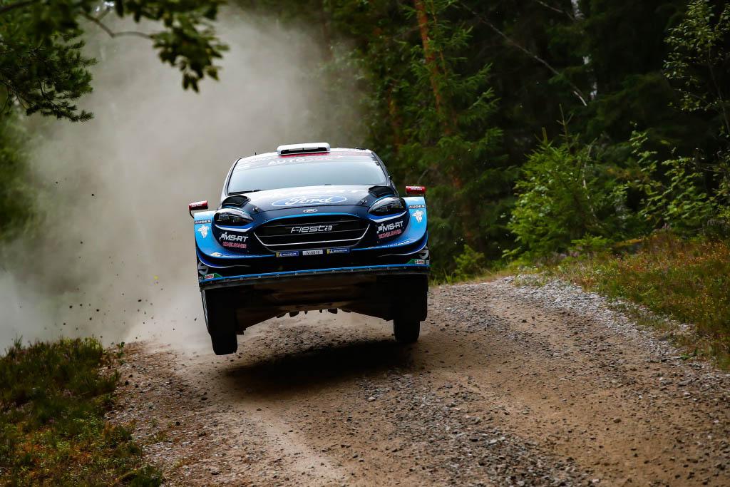 The Rally of Finland will run in Jyväskylä until 2023