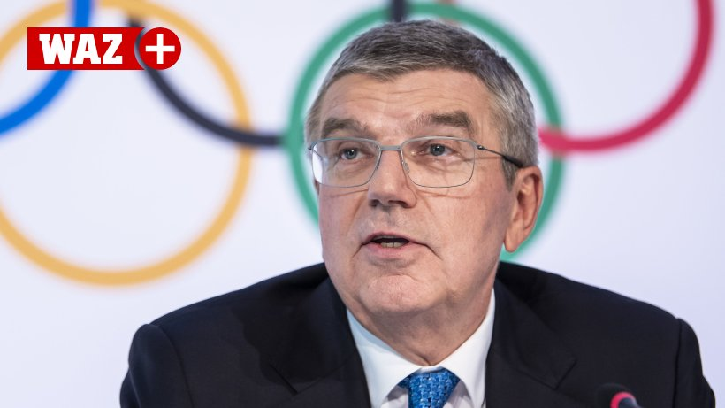 Thomas Bach, President of the International Olympic Committee: Sole Governor of the Five Rings