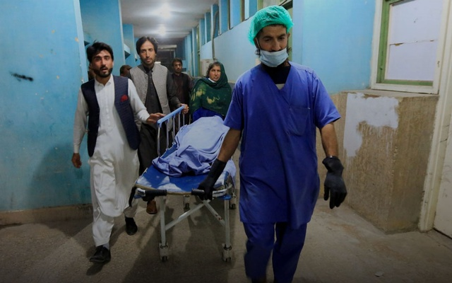 Three female TV workers were shot dead in Afghanistan