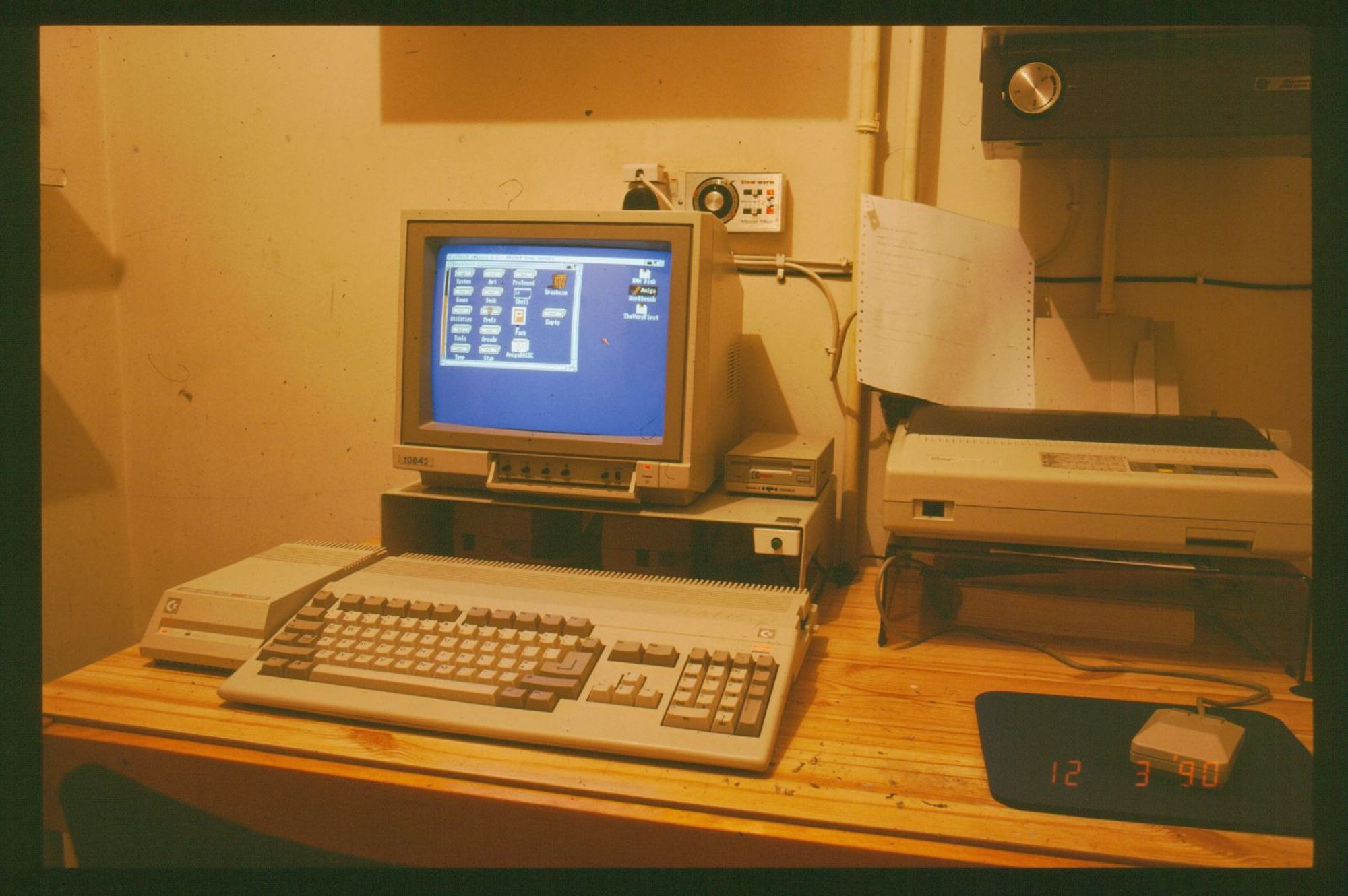 Two emulators to remember the best of Amiga and Commodore 64