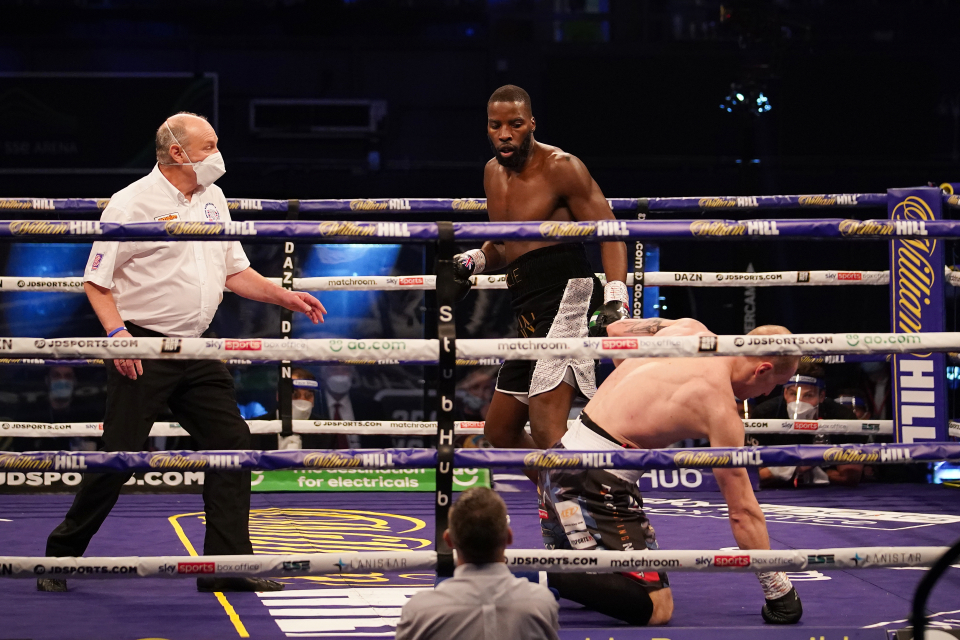 """UK start date and time, TV channel, live broadcast, and full billboard named """"The Sauce"""" as WBO title"""
