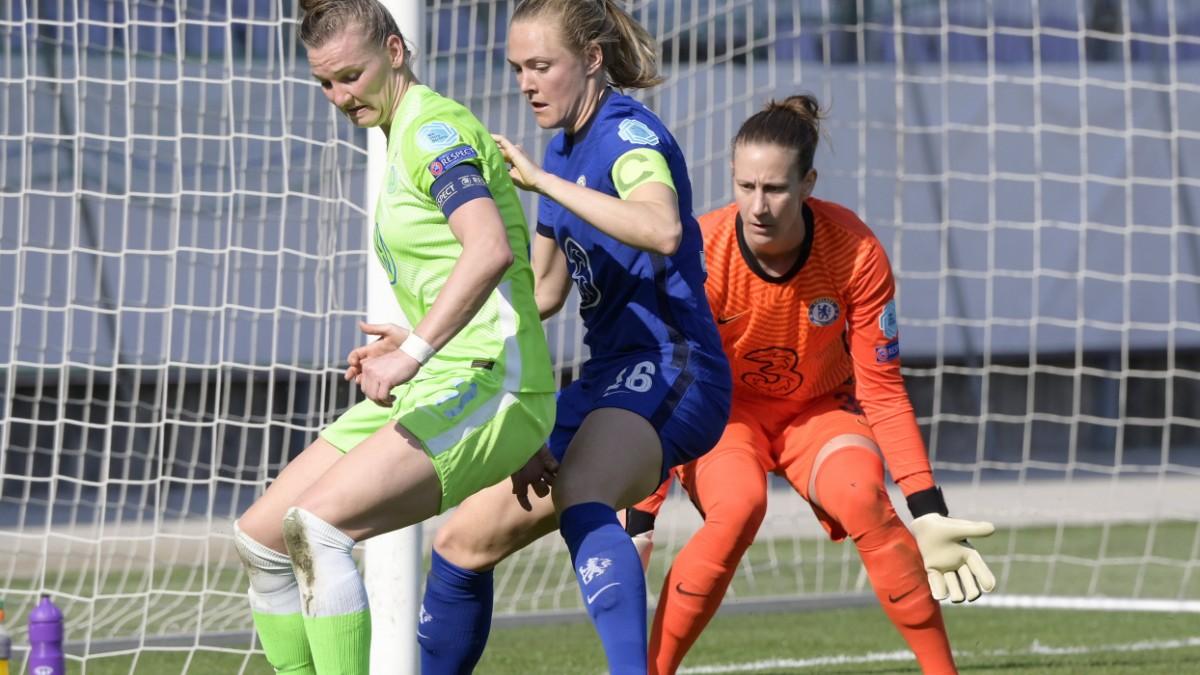 Women's Champions League – Wolfsburg missed the semi-finals – Sport