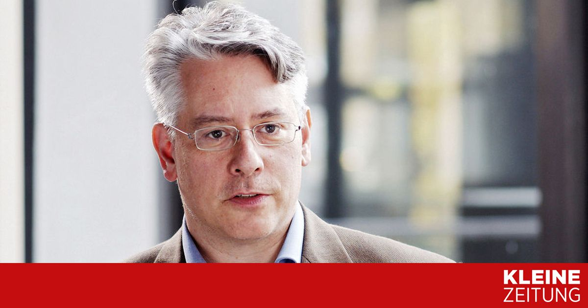 Jonathan Fine is the new head of the Weltmuseum Wien kleinezeitung.at