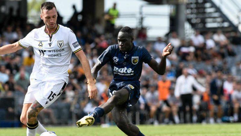 VFB Stuttgart: Cole's Australian Talent on the Horizon?  Mislintat on the striker