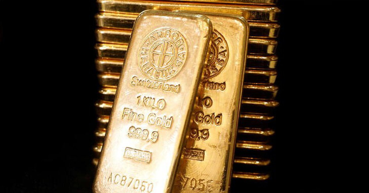 Precious Metals – Gold eases due to the advance of stocks after strong employment data in the US