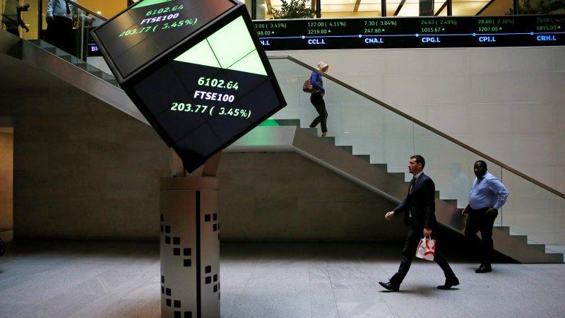 Los índices de Reino Unido cierran al alza; el Investing.com Reino Unido 100 avanza un 1,31%