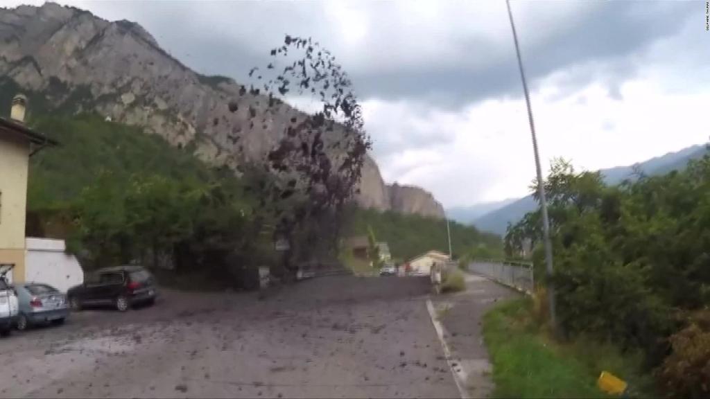 # LaImagenDelDía: mud jets that put the community on alert