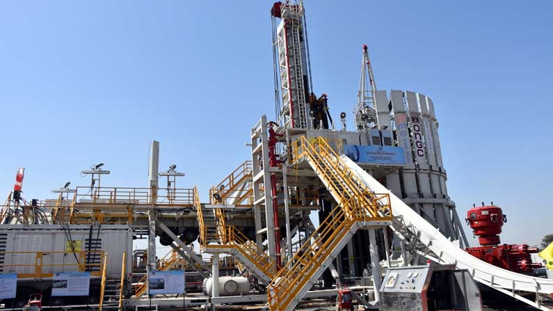 """Megha Engineering: Another """"Megha"""" .. oil rigs with original knowledge .. - MEIL"""
