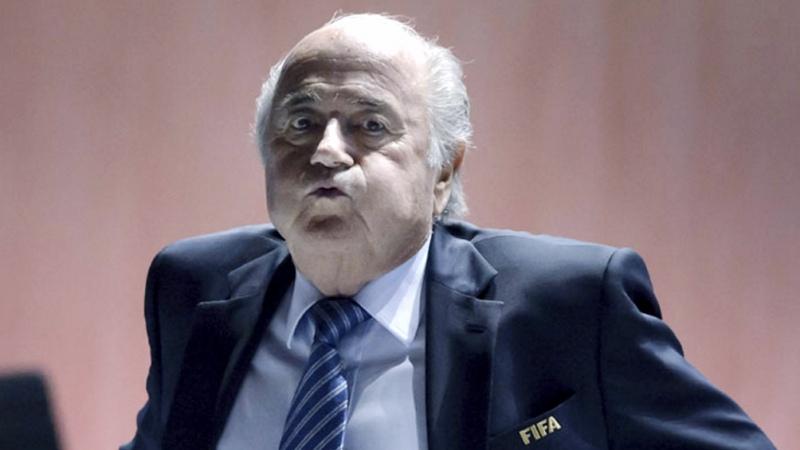 """Former FIFA President Joseph Blatter, detained in Switzerland with """"reserved status"""" - Telam"""