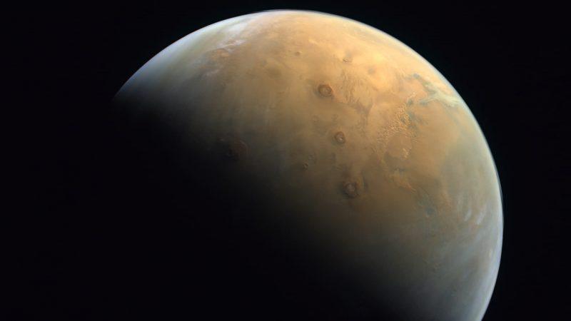 Mars - Earth Attacks - Spectrum of Science