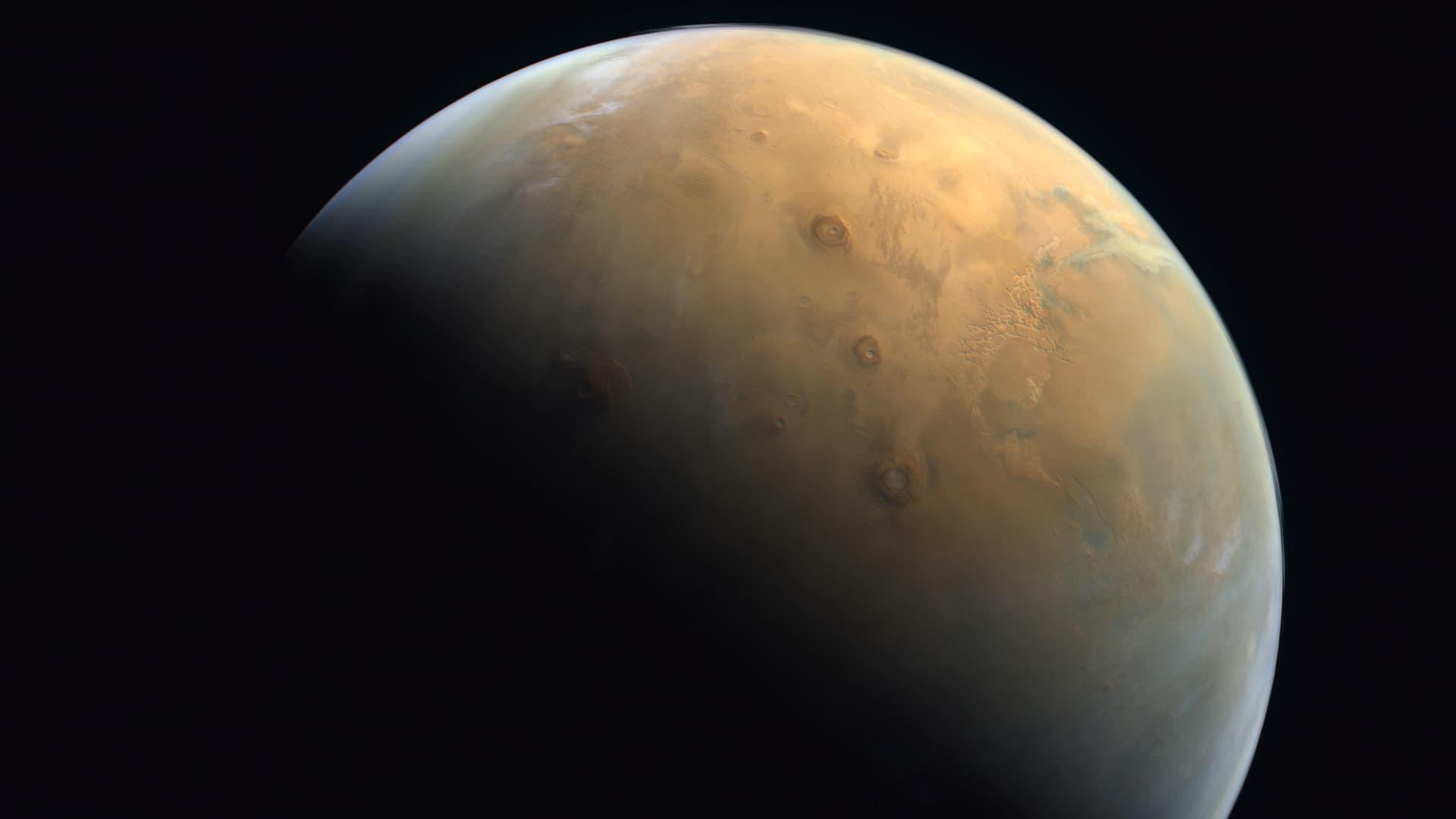 Mars – Earth Attacks – Spectrum of Science