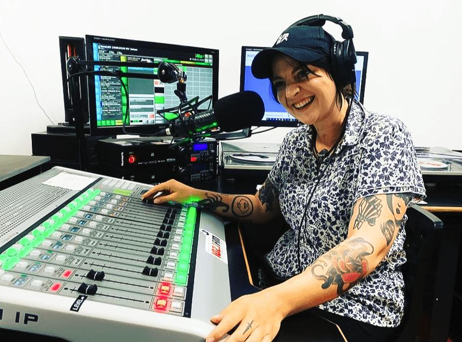 Radio 8CCC in Australia uses AEQ digital controllers