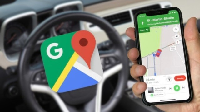 Google Maps: The first feature is also finally available in Germany