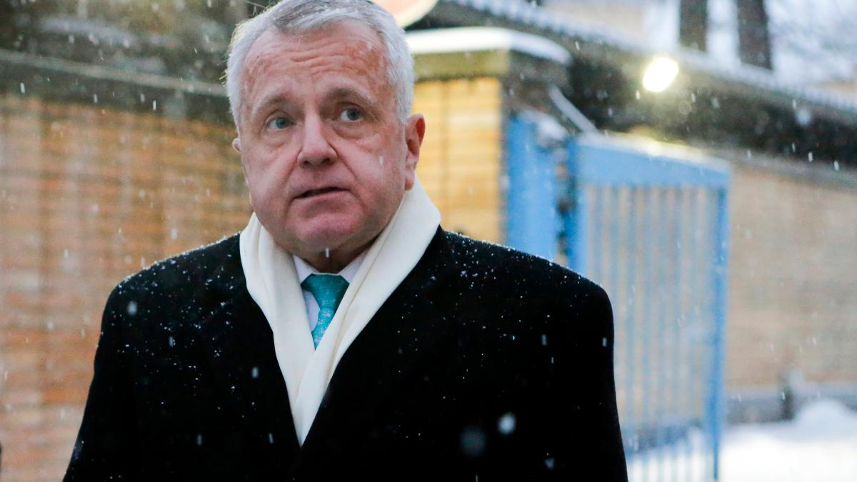 The United States and Russia: John Sullivan leaves Moscow amid tensions