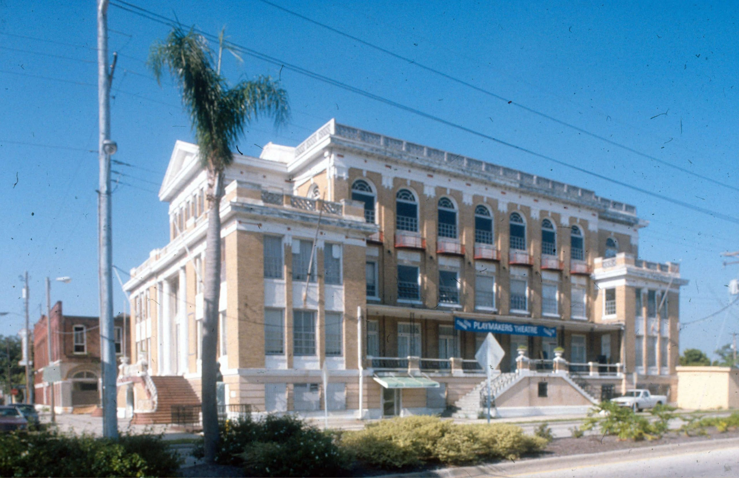 The Cuban Club can obtain financing for its restoration.  The Jackson House and Italian Club may not do this